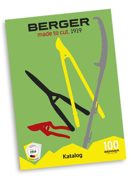 Der aktuelle BERGER Katalog zum Download